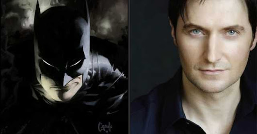 THE HOBBIT Actor Richard Armitage Confirms That He Was On The Shortlist To Play BATMAN