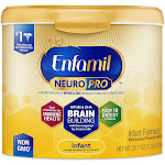 Enfamil NeuroPro Infant Milk-Based Powder Formula with Iron - 20.7 oz tub