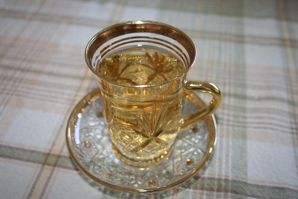 Rose - Mint Tea