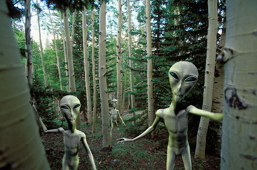 Aliens Are Enormous, Science Suggests