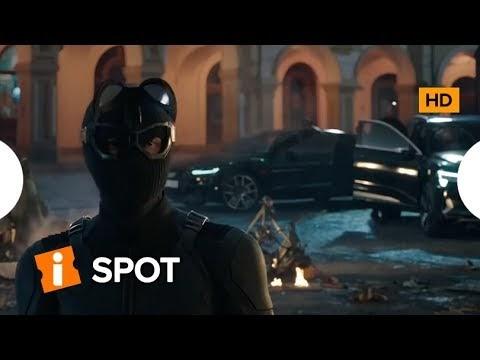 Homem-Aranha: Longe de Casa ganha novo trailer dublado