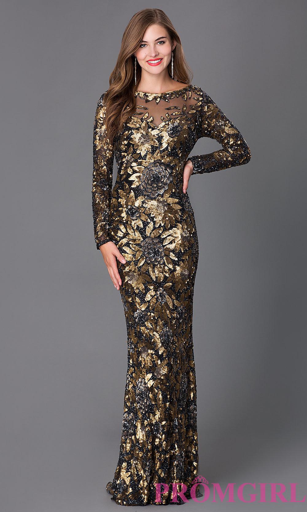 Sequin Dresses Designs 2