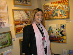 Me in the Studio 7 Gallery!