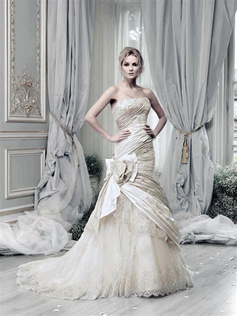 Ian Stuart wedding dress Carousel