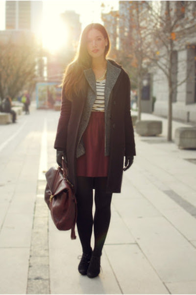 Maroon-wool-wilfred-coat-heather-gray-tweed-shoppalu-blazer