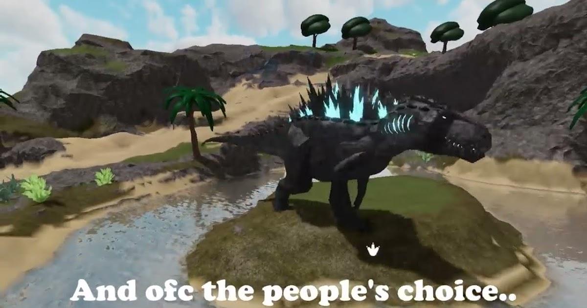 kaiju dinosaur simulator spinosaurus