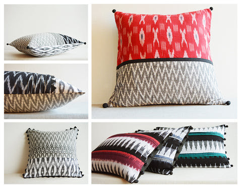 Guest Blog on Ikat!