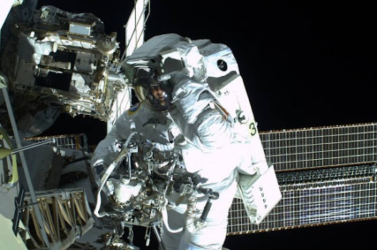 Astronaut Luca Parmitano's Chilling First-Hand Account of His Mishap in Space