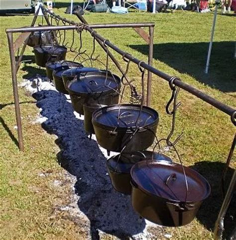 images  dutch oven stand  pinterest