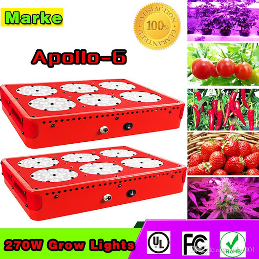 Apollo 6 90*3wLed Grow Light 270w 500w 600w 1200w Full Spectrum Power Plant Fill Lightgreenhouses Special Fill Light Hps Grow Lights Grow Light Kits From Wbgd01, $135.68| Dhgate.Com