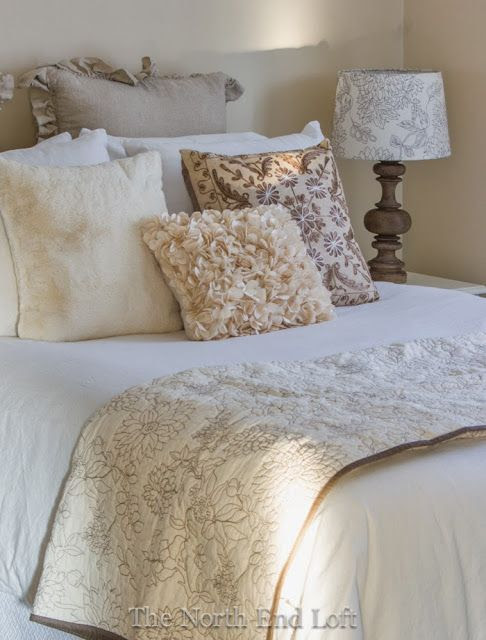 The North End Loft: A New Neutral Guest Room