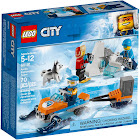 Lego Building Toy, City, Arctic Exploration Team