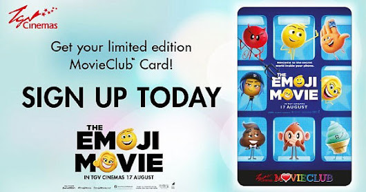 Get FREE movie tickets, birthday freebies & lots more when you sign up for this card now!