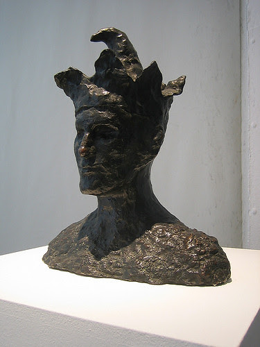 IMG_8924 - Le Fou (The Crazy), 1905, Pablo Picasso - Musée d'Art Moderne de la Ville de Paris, 2008