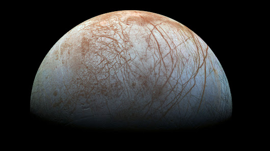 NASA TV to Air Announcement of Instruments for Europa Mission