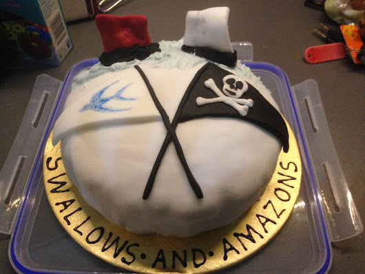 Swallows and Amazons parties and presents