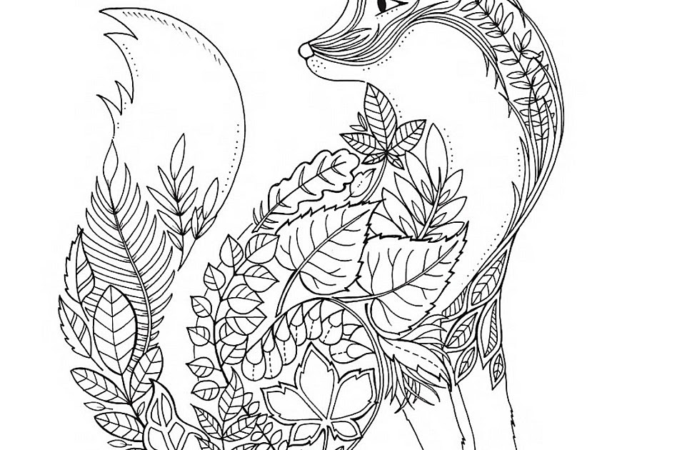 Of Secret Garden Colouringin Book For Adults