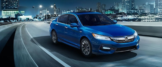 Heritage Honda | Save on the 2017 Honda Accord Hybrid at the Heritage Auto Big Tent Event