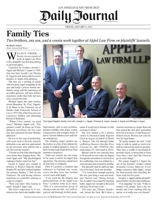 Appel Law Firm LLP