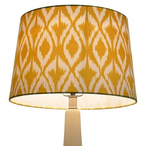 Threshold™ Diamond Ikat Print Lamp Shade