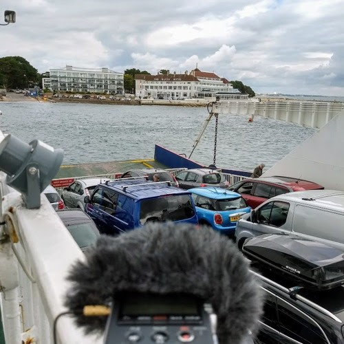 Sandbanks Ferry 13th August 2018 1444 by BinauralDiaries Field Recording