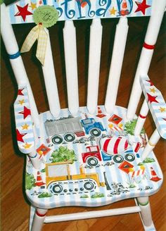 Painted Furniture & other painted things on Pinterest