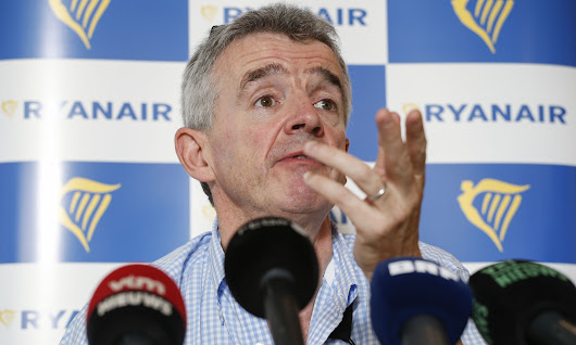 Ryanair closes Denmark operation to head off union row