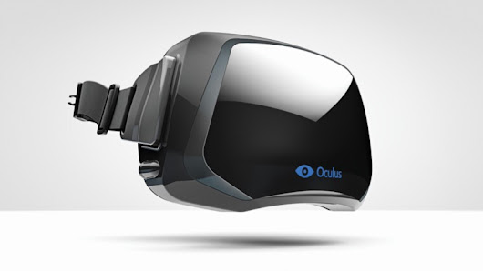 Virtual Reality, Oculus Rift, and Computing's Next Big Reset