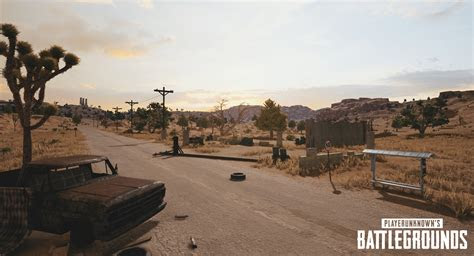 screenshots   upcoming pubg desert map gaming