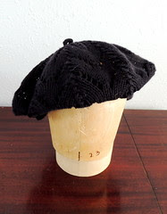 """Slouchy Beret - """"Finished"""""""