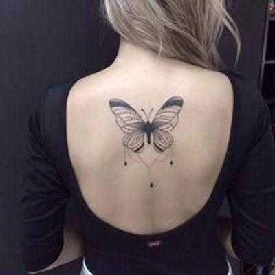 62 Ideas Originales Para Tatuajes En La Espalda Tatuajes Geniales