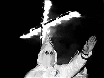 """Is this really the KKK?"