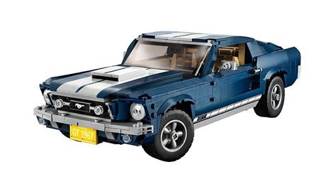 ford mustang fastback  de lego autos rpm