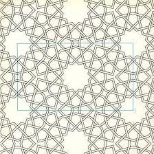 زخارف زخرفة هندسية سهلة Al Ilmu 12