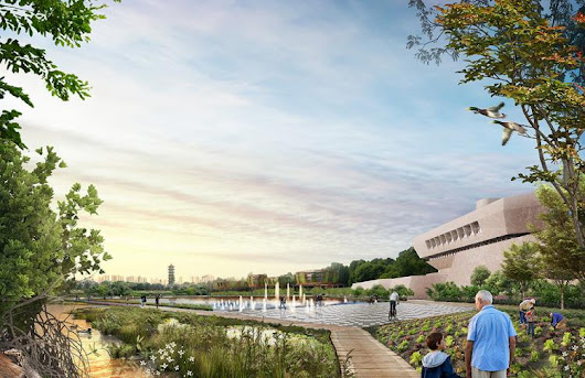 Arup part of appointed consulting team for masterplan Jurong Lake District Singapore