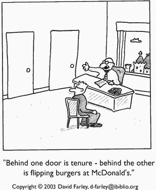 One door or two?