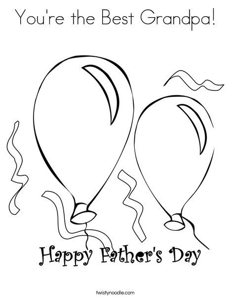 Free Printable Father S Day Grandpa Coloring Pages. Free. Best Free  Coloring Pages