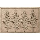 Camel Solid Doormat - (2'X3') - Bungalow Flooring