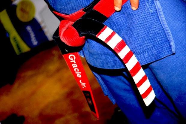 carlos gracie belt