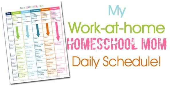 A Homeschooling Mom