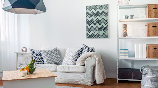 Organize Your Studio Apartment With These 7 Space-Saving Secrets