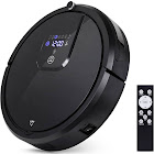 Best Choice Products 3-in-1 Smart Robot Vacuum, Mopper, and Sweeper - Black