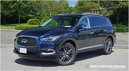 2016 Infiniti QX60 Road Test Review at Infiniti Downtown Vancouver