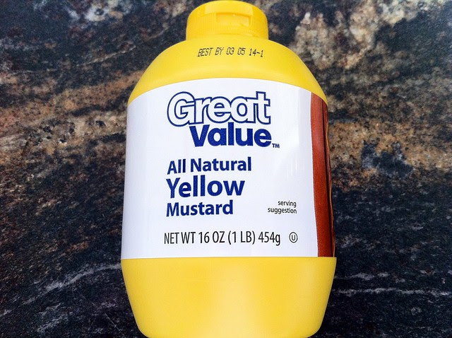 Prepared Yellow Mustard