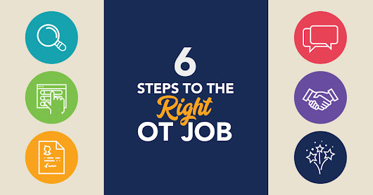 6 Steps to the Right OT Job