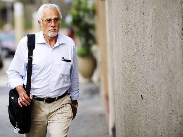 Genoino foi condenado no julgamento do mensalão Foto: Bruno Santos / Terra