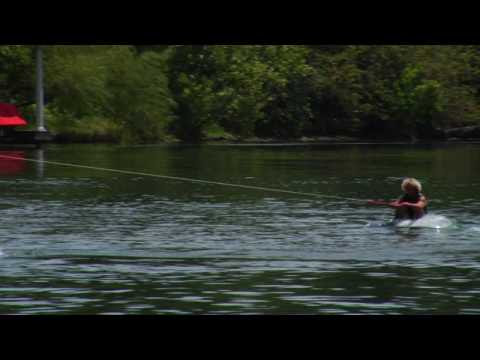 Water Sports : How to Get Up on a Wakeboard