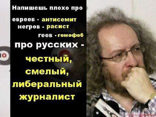 Либеральное быдло в России