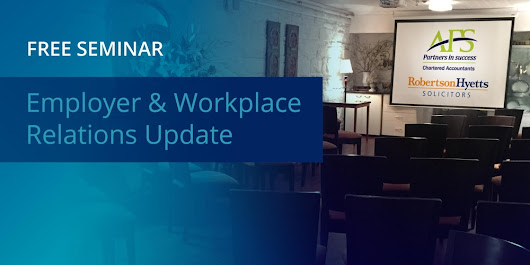 Employer & Workplace Relations Update