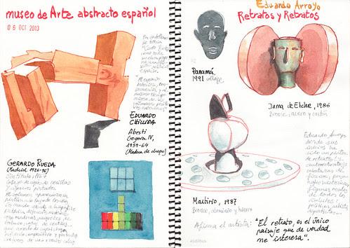 Museo de Arte abstracto español by aidibus